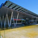 Full view of Yanmar Museum (ヤンマーミュージアム)