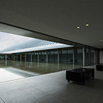 Garden of Sagawa Art Museum (佐川美術館)