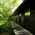 Garden of Toyo Bunko Museum (東洋文庫ミュージアム)