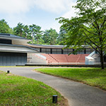 General view of Aomori Contemporary Art Centre, Exhibition Hall (国際芸術センター青森)
