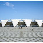 General view of Komazawa Olympic Park Stadium (駒沢オリンピック公園総合運動場陸上競技場)