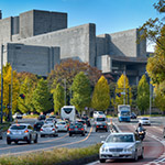 General view of Supreme Court of Japan (最高裁判所)