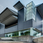 General view of The Museum of Modern Art Wakayama, Wakayama Prefectural Museum (和歌山県立近代美術館)