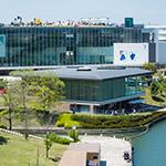General view of Toyama Prefectural Museum of Art & Design (富山県美術館)