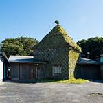 General view of Tsubaki-jo (ツバキ城).