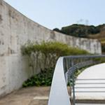 Handrail of Hompukuji Temple, Mizumido (本福寺 水御堂)