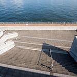Hyogo Prefectural Museum of Art in terrace (兵庫県立美術館)