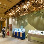 Indoor of  COREDO Muromachi (COREDO室町)