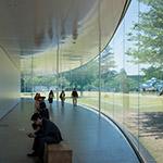 Indoor of 21st Century Museum of Contemporary Art, Kanazawa (金沢21世紀美術館)