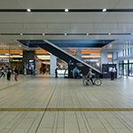 Indoor of Owari-Ichinomiya Station (尾張一宮駅前ビル)