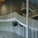Indoor of Shogin Tact Tsuruoka (荘銀タクト鶴岡)