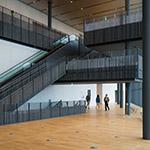 Indoor of Toyama Prefectural Museum of Art & Design (富山県美術館)