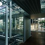 Indoor view of Hiroshima Environment Bureau, Naka Incineration Plant (広島市環境局 中工場)