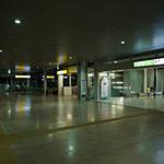 Indoor view of Hitachi Station (日立駅)