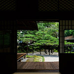 Indoor view of Sumiya (角屋)