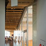 Inside of Civic Koryu Exchange Plaza