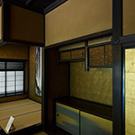 Japanese room of Sumiya (角屋)