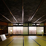 Japanese room of Sumiya (角屋)