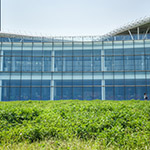 Kanda University of International Studies, building 7 (神田外語大学 7号館)