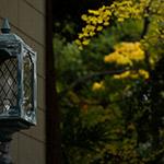 Lamp of Fukagawa Library (深川図書館)