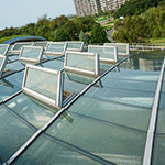 Layered roofs,