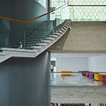 Library space of Museum of Contemporary Art Tokyo  (東京都現代美術館 図書室)