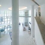 Lobby hall of The Museum of Modern Art Wakayama, Wakayama Prefectural Museum (和歌山県立近代美術館)