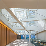 Lobby space of Arco Tower Annex (アルコタワーアネックス)