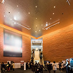 Lobby space of Mori Art Museum (森美術館)