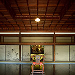 Most silent Japanese room (静かなる和室)