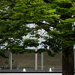 Passage of Kyoto National Museum, Heisei-Chishinkan Wing (京都国立博物館 平成知新館).