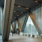 Passage of Museum of Contemporary Art Tokyo (東京都現代美術館)