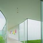 Passage of Towada Art Center (十和田市現代美術館)