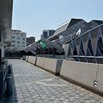 Public passage of Tokyo Budo-kan (東京武道館)