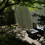 Roji Gardenof D.T.Suzuki Museum (鈴木大拙館『露地の庭』)