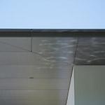 Roof of D.T.Suzuki Museum (鈴木大拙館)
