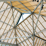 Roof of Miho Museum (ミホ・ミュージアム)