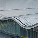 Roof of Shogin Tact Tsuruoka (荘銀タクト鶴岡)