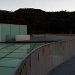 Rooftop of Yokosuka Museum of Art (横須賀美術館)