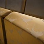 Seats in theater hall, Shogin Tact Tsuruoka (荘銀タクト鶴岡)