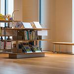 Silent space, Toyama City Library (富山市立図書館)