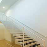 Stair of Yokosuka Museum of Art (横須賀美術館)