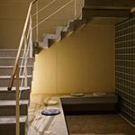Stair room of SUIDEN TERRASSE