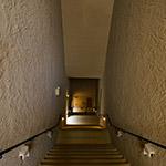 Stair space of Mosaic Tile Museum, Tajimi (多治見市モザイクタイルミュージアム)
