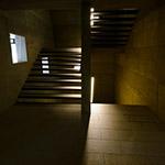 Stairs of Setre Marina Biwako (セトレ マリーナびわ湖)