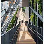 Terrace of Toshima Ecomuse Town (としまエコミューゼタウン)