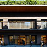 The facade of Kyoto Yaoichi (京都八百一本館)