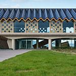 The facade of SUIDEN TERRASSE