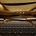 Theater hall of Shogin Tact Tsuruoka (荘銀タクト鶴岡)