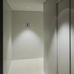 Toilet space in Toyama Prefectural Museum of Art & Design (富山県美術館)